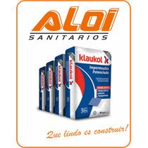 Klaukol Pegamento Cerámica Adhesivo Impermeable X 30 Kg. 3df
