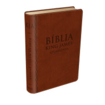 Bíblia Bkj - Marron