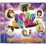 Cd+dvd Pop It Rock It - Hannah Montana, Miley Cyrus