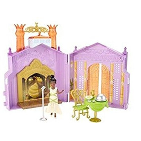Juguete Disney Princess Royal Boutique Tiana Cocina Playset