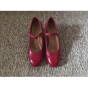 Zapatos De Flamenco Quo Vadis. Como Nuevos