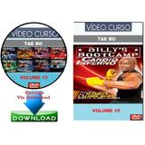 Dvd De Tae Bo Volume 15 Via Download