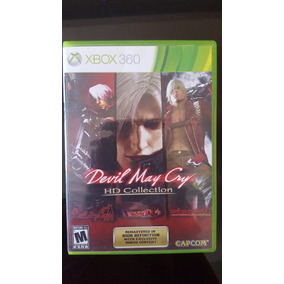 Devil May Cry Hd Colection Xbox 360