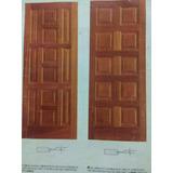 Puertas De Madera De Cedro Y Caoba, Principal- Fabric