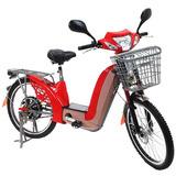 Bicicleta Elétrica 350w. Com O Melhor Preço Do Mercado Livre