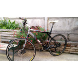Bicicleta 700 X 32c Híbrida, Horquilla Mosso M5 Cuadro Gt Al