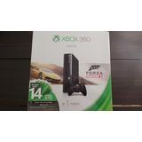 Consola Xbox 360 500gb+forza Horizon 2+membresia Gold Nueva