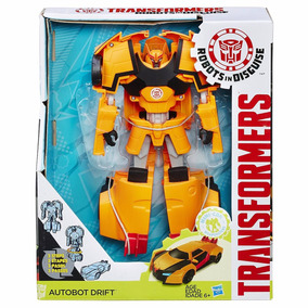 Muñeco Transformers Autobot Drift Original Hasbro