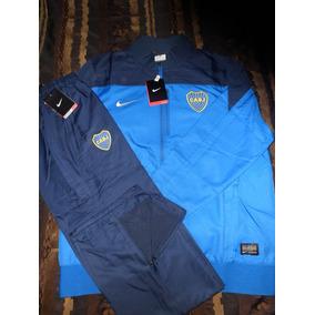 Conjunto Nike Boca Juniors 2014 Utilería