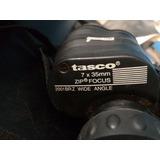 Alq. Binoculares / Larga Vista Tasco 7 X 35 Mm.