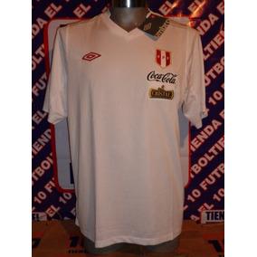Peru Jersey De Practica Futbol Soccer