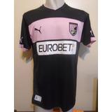 Camiseta Palermo Italia Puma 2012 2013 Dybala #9 Juventus L