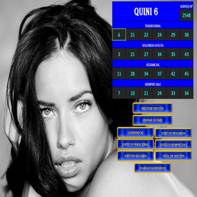 Nuevo Metodo Para Ganar El Quini 6 Full-full-full