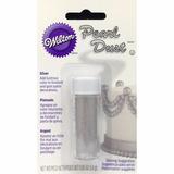Wilton Pearl Dust Polvo Perlado Plateado