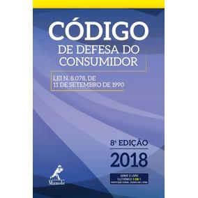 Codigo De Defesa Do Consumidor - Manole