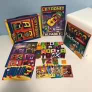 Coleção Recreio Letronix Completa