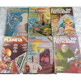 Lote Revistas Planeta - Edições Especiais - 11 Edições