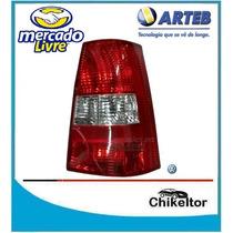Lanterna Traseira Parati G3 Direito Original Arteb