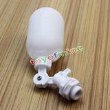 Valvula De Flotador Mini Ajustable Plastic Para Tanque Agua