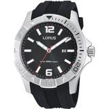 Reloj Lorus By Seiko Rh981dx9 Hombre Analogico Negro