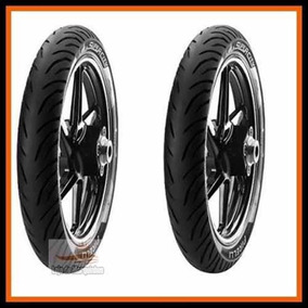 Par Pneu Pirelli 60 100 17 + 80 100 14 Super City Biz Dream