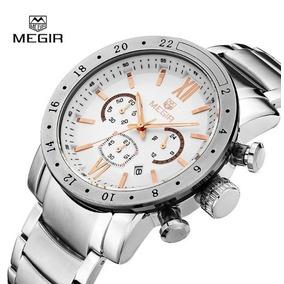 c091550f4ed Relogio Megir 2051 - Relógios De Pulso no Mercado Livre Brasil