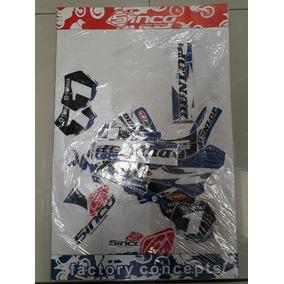 Kit Adesivos Mini Moto Yamazuki 50cc Sem Garantia