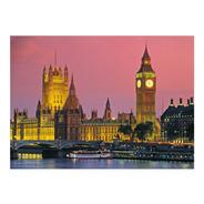 Londres Parlamento Big Ben Rompecabezas 500 Pz Clementoni