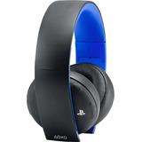 Auricular Vincha Sony Ps4 Ps3 Gold 7.1 Headset Inalambrico