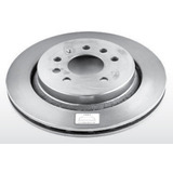 2 Discos Traseros Vectra 3.2l 6cils Rin 16 Chevrolet 03-09