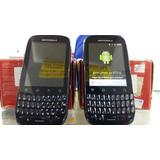 Celular Motorola Spice Xt316 Android, Teclado Querty