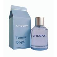 Perfume Cheeky  Para Chicos Funny Boys X100 Ml