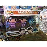 Wonder Twins Summer Convention Dc Funko Pop