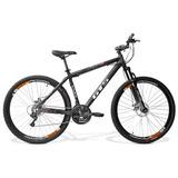 Bicicleta Gts M1 Expert 1.0 Aro 29 Freio A Disco 24 Marchas
