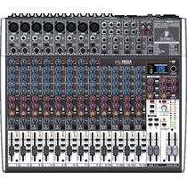 Mesa De Som E Mixer Behringer Xenyx X2222usb Bivolt