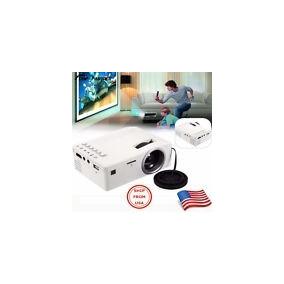 Projetor Multimidia Uc18 400lm 1080p Projector
