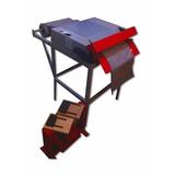 Maquina Automática De Fazer Sacos E Sacolas + Prensa E Facas