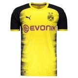Camisa Puma Borussia Dortmund International 2018