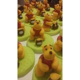 Souvenirs Winnie Pooh En Porcelana Fria
