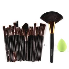 Pincéis Para Maquiagem Kit 22. Profissional Maange