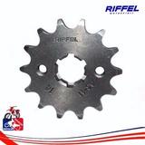 Piñon Riffel Yamaha Rzx135 Modelazo Xt225 Ybr125 Xtz125 Land