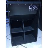 Bafle Tipo Cerwin L36 Superflexx Qrx-black36 Sin Bocina