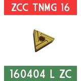 Lote 10un Inserto Pastilha Tnmg 160404 L Zc Metal Duro Torno