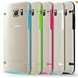 Funda Tpu Borde Color Galaxy S6 S6 Edge S5 S4 Plus Note 4 5
