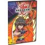 Bakugan - Battle Brawlers - A Primeira Temp.completa - 2 Dvd