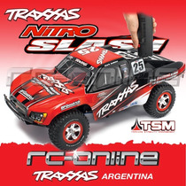 Auto A Radio Control Nitro Slash 3.3 Local!!!!