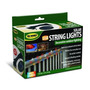 50 Solar Led String Lights 30ft Multicolor 2 Modos De Luces