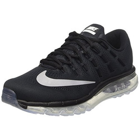 8dc6786fa3684 Men Nike Air Max 2016 Black Running Shoes Sz 10 - Ropa y Accesorios ...
