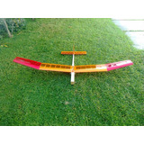 R/c Minitermico Planeador Motovelero Helectrico O Glow .049