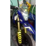 Motocicleta Serpento 2015 Azul